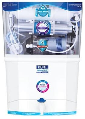 Kent Supreme Plus 9 L RO+UV+UF Electric Water Purifier