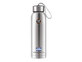 KENT Thermos Bottle Stainless Steel Silver SS-500 ml