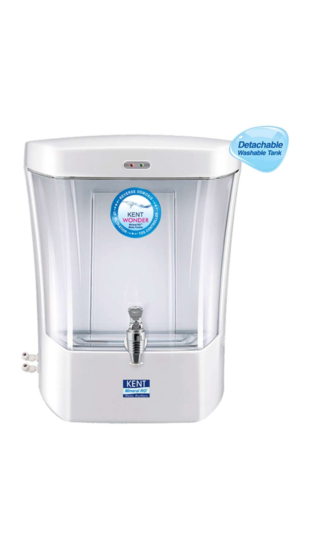 Kent Wonder 7 L RO + UF With TDS Controller Electric Water Purifier