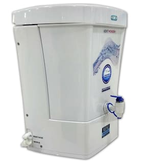 Kent Wonder Plus 7 L RO+UV+UF Water Purifier (White)