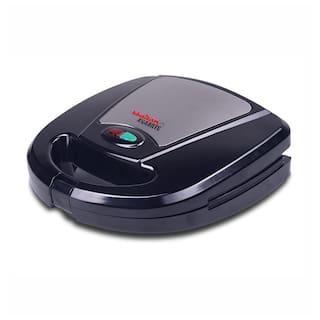 Khaitan Avaante KA 532 2 Slices Grill & toast - Black