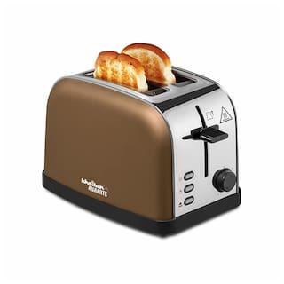 Khaitan Avaante KA 1103 2 Slices Pop-Up Toaster - Brown