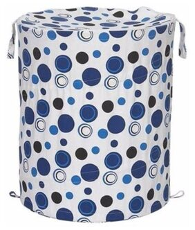 Kids Mandi Polyester Assorted Laundry Basket ( 1pc )