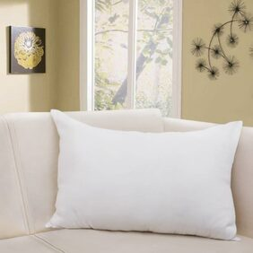 Kihome Plain Bed/Sleeping Pillows (Pack of 1)