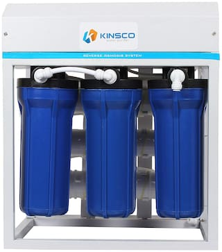 Kinsco 25 Lph Covered Commercial RO Water Purifier