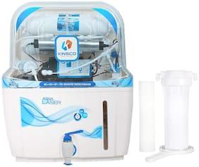 Kinsco Aqua Laser 15 L 6 Stage RO+UV+UF+TDS Adjuster Water Purifier with Prefilter
