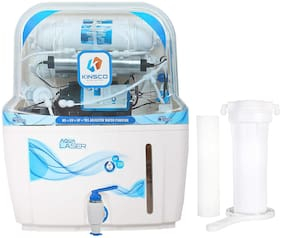 Kinsco Aqua Laser 15L RO+UV+UF+TDS Adjuster Water Purifier