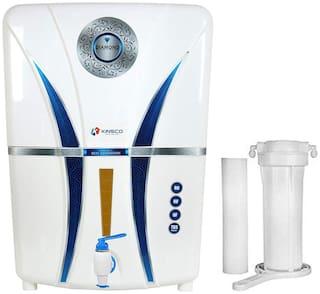 Kinsco Diamond 15 Litre RO+UV+UF+TDS Adjuster Water Purifier