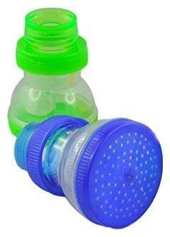 Kitchen & Bathroom Tap Shower Sprinkler Shower Head (Set Of 2)