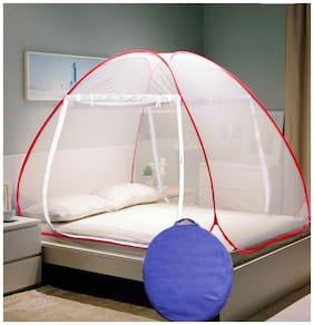 Kitchen Closet Polyblend Mosquito Net- Foldable