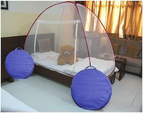 Kitchen Closet Cotton Polyster Mosquito Net- Foldable