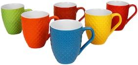 Kittens Checke Pattern Coffee Mugs