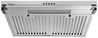Kkolar Elly 60 Chimney Stainless Steel Baffle Filters 60cm 750 m3/h with 5 Years Warranty