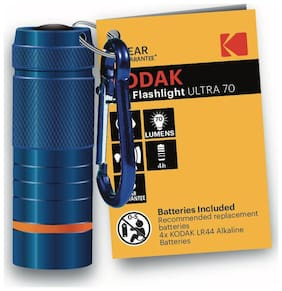 Kodak LED Flashlight ULa70 with 10 Meter Range