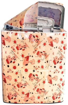 Kohinoor Full  Automatic  Washing Machine Cover  (Multicolor)