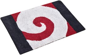 Kohinoor Premium Soft Cotton Bath Mat Set Of 1