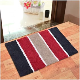 Kohinoor Premium Soft Cotton Bath Mat Set Of 1