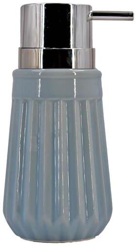 Kookee Ceramic Liquid Soap Dispenser,Strips