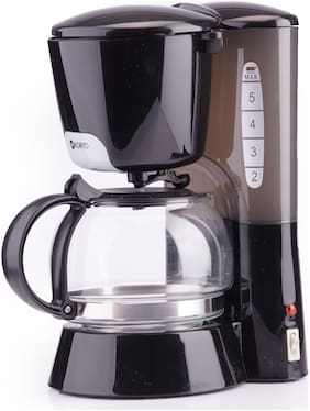Koryo By big Bazaar KCM64B Cofee Maker (6 ltr, Black)
