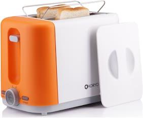 Koryo KPT1367BCY 2 Slices Pop-up Toaster ( Yellow )