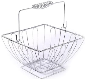 Kraftmania Stainless Steel Fruit & Bread Baskets