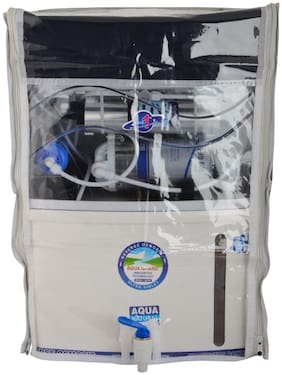 KRPLUS Kent Grand Body Cover For Grand Plus Types Model Ro Water Purifier, Blue
