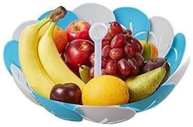 kudos  Folding Fruit Bowl, Fruit Dish, Fruit Basket (Multi)