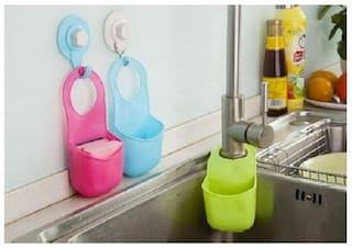 kudos Home Furnishing Bathroom And Kitchen Gadget Storage Box Hanging Box (pack of 1)