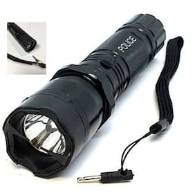 kudos Rechargeable LED Flashlight Powerfull Women Self Defence Torch light f1463fb99