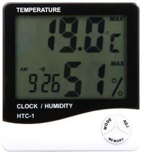 K Kudos Enterprise Plastic Digital Alarm clock ( Set of 1 )