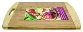kudos Wooden Vegetable Chopping Board (36X26)