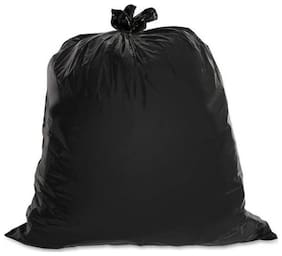 Kurvz 100pcs Garbage Bags size-20x26