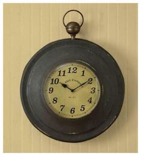 Large Pocket Watch Wall Clock - FREE SHIPPING