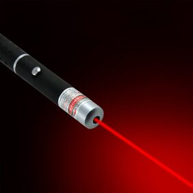 Laser Pen Stick Portable Laser Instruction for PPT Teaching Demonstration # Red Light