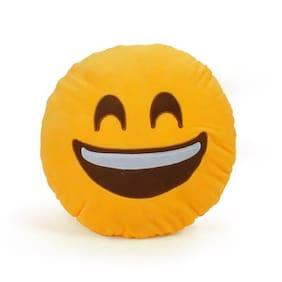 Cortina Laughing Smiley Pillow-001