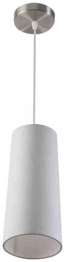 Learc Designer Lighting Fabric Shade Pendent