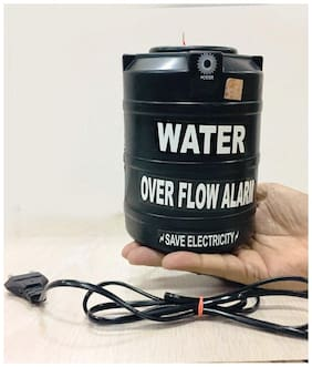 """Leavess"" Water Tank Overflow Alarm,Electric Operated, With Voice Sound"