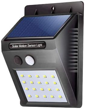 LED Solar Wireless Security Motion Sensor Night Light Waterproof for Outdoor/Garden Wall