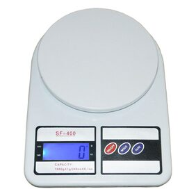 Lets Grab Electronic Digital Kitchen Weighing Scale 10kgs
