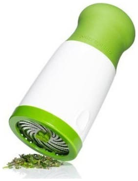 LETS SHOP Herb Grinder Chopper Cutter Mincer with Stainless Steel Blades