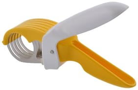 LETS SHOP Multi Cutter With Peeler For Vegetable And Fruit Extra Sharp Assorted