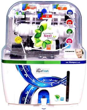 Lexus Aqua Fresh swift s14 RO+UV+UF TDS Controller Water Purifier With All Fitting Accessories