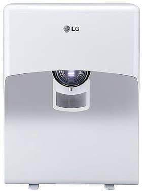 LG WW121EP Wall Mount 8 L RO + UF Water Purifier (White)