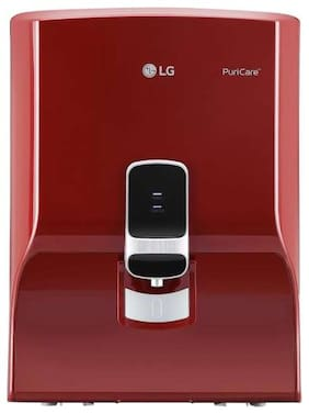 LG WW130NP Choose India s True Water Purifier (Red)