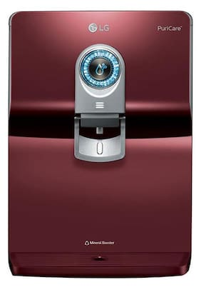 LG WW160EP 8 L RO + UV Electric Water Purifier