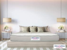 Libramattres 6 inch Spring Single Mattress