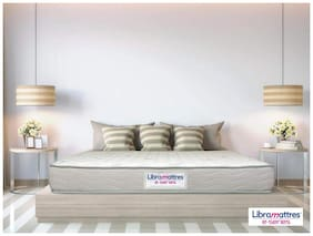 Libramattress e-Series Pocket Spring Mattress With Free Neck Pillow
