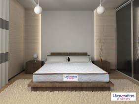 Libramattres 5 inch Coir Double Mattress