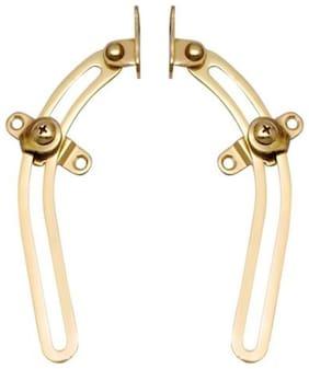 Adonai Hardware Brass Lock