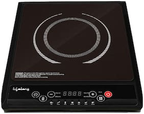 Lifelong LLIC10 2000 W Induction Cooktop ( Black , Push Button Control)